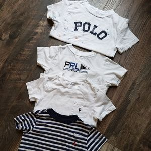 Bundle 4 Ralph lauren tshirts
